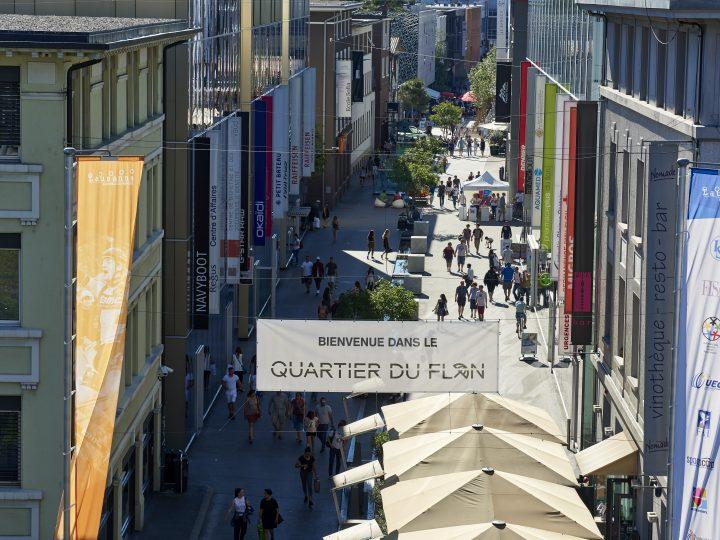 Eröffnung einer Niederlassung in Lausanne